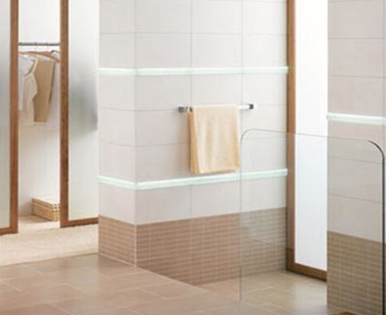 卫生间淋浴房地面