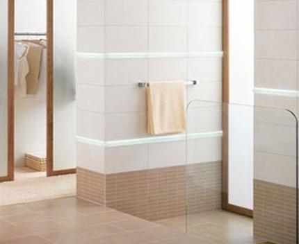 简易玻璃淋浴房