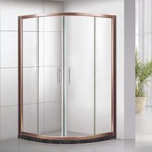 弧形淋浴房