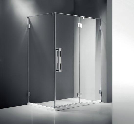 福州无框淋浴房定制