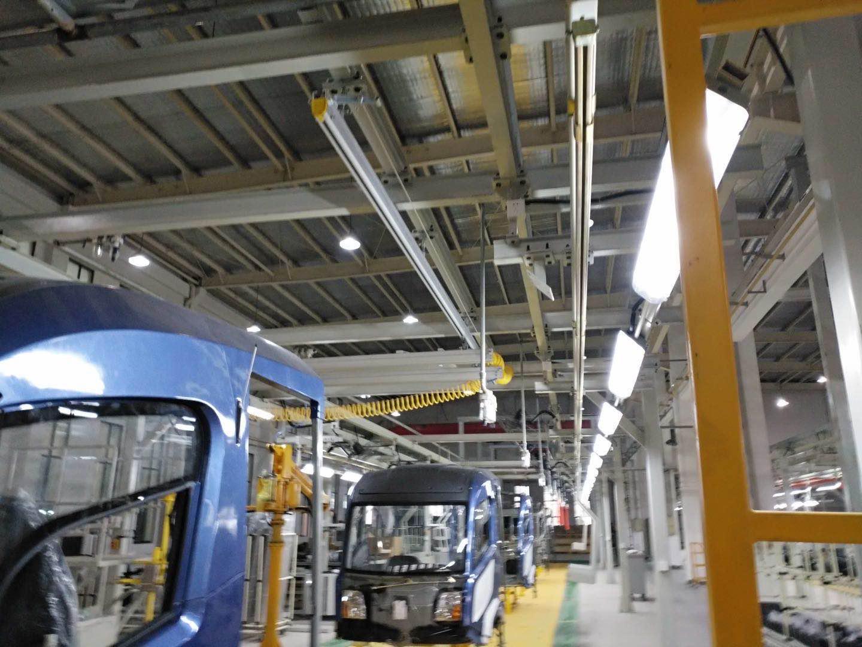 北京汽车焊装钢构