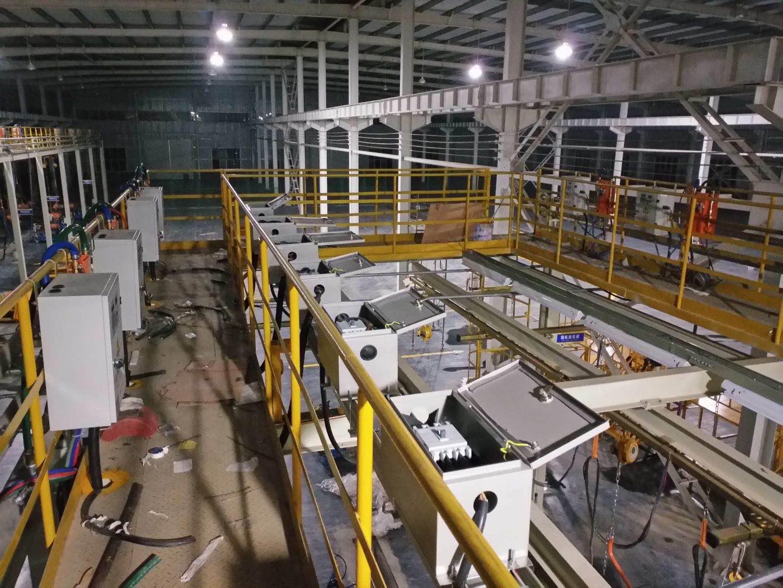上海汽车焊装钢构
