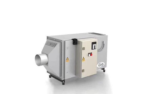 福州静电式油烟净化器