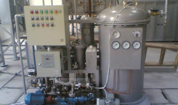 大型油水分离器