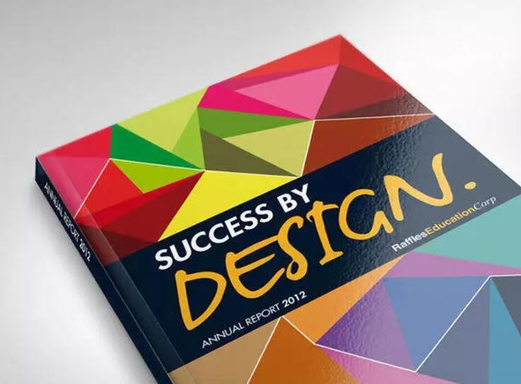 优秀的企业宣传册设计