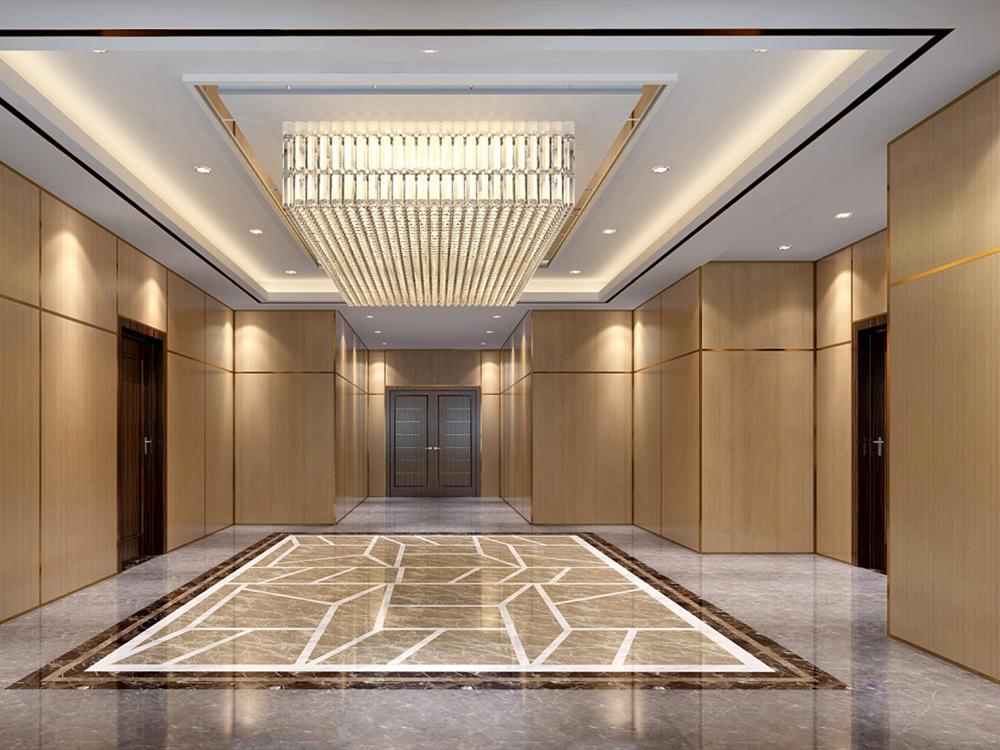 现代风格过厅