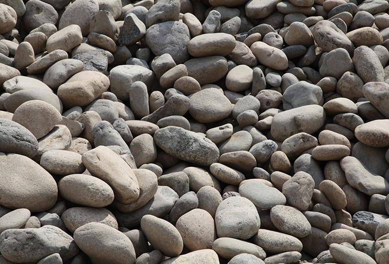 天然鹅卵石  20cm-50cm