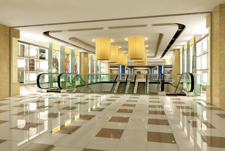 北京商场内部装修设计的原理