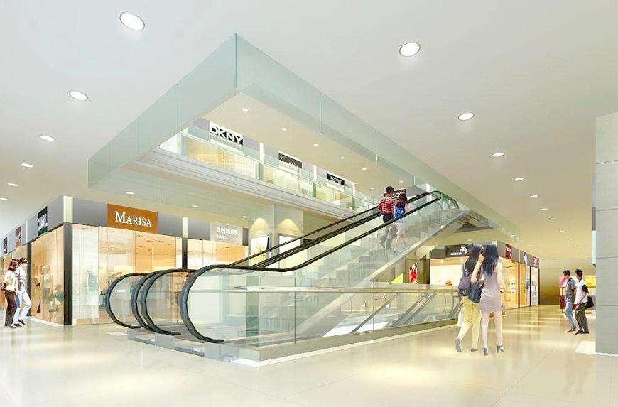 商场楼梯间设计应注意的问题