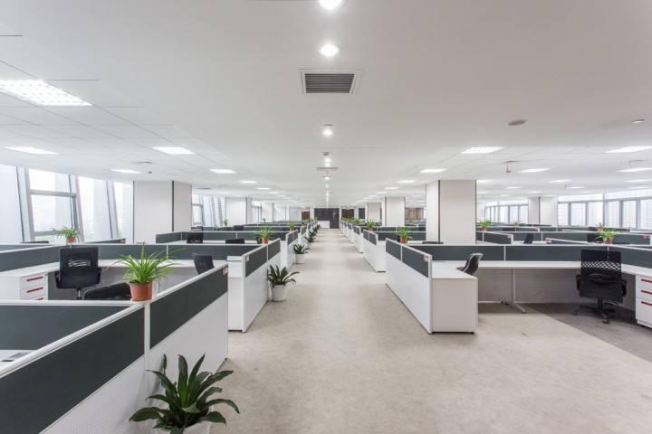 办公室装修照明设计事项?