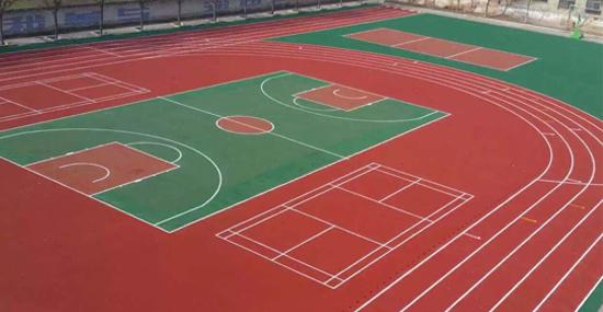 塑胶跑道成为校园内必备设施,你知道它有哪些特点吗?