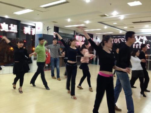 DS领舞培训有哪些优点