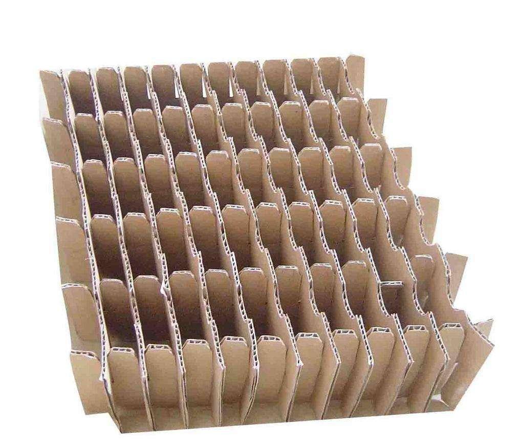 纸箱中间层为什么是波浪形?