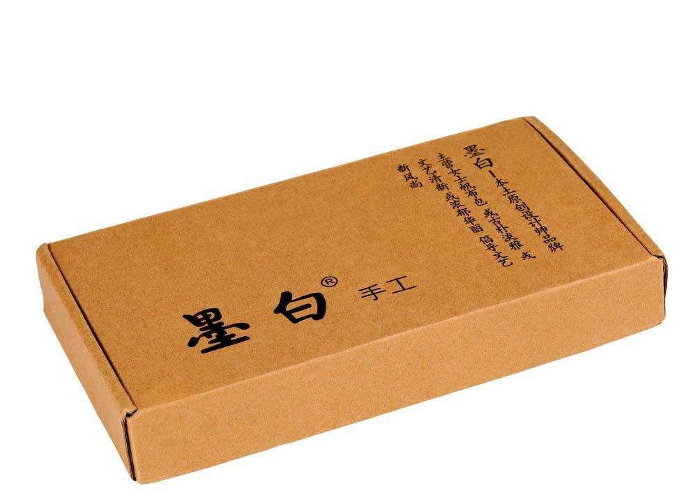 长丰和汉澄墨白合作纸盒