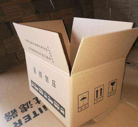 食品类的包装纸箱应该怎么选择