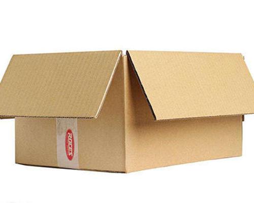 纸箱包装物品的长处