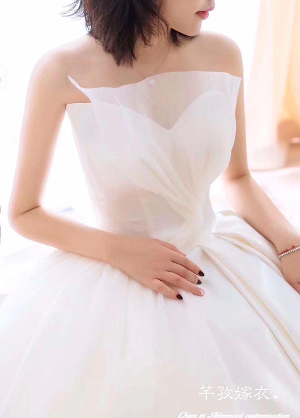 高端婚纱定制-款式11