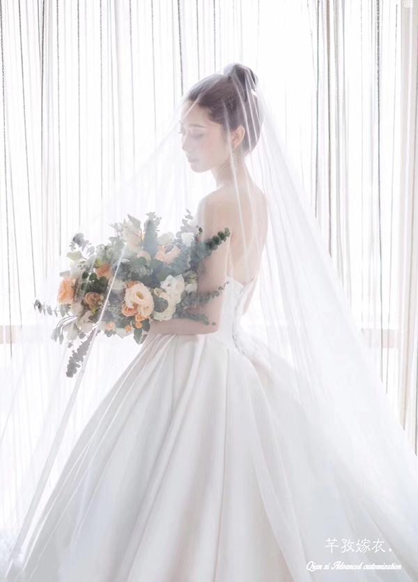 高端婚纱定制-款式12