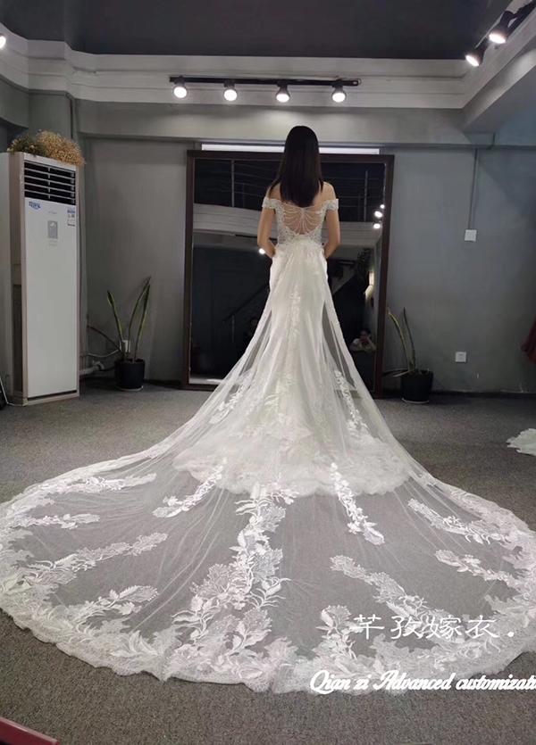 高端婚纱定制-款式14