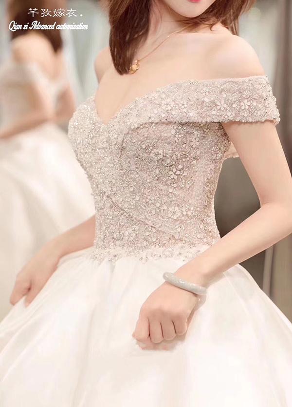 高端婚纱定制-款式16