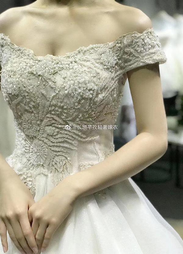 高端婚纱定制-款式19