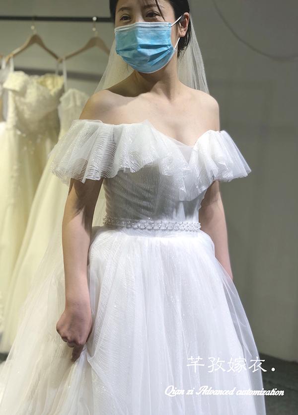 高端婚纱定制-款式20