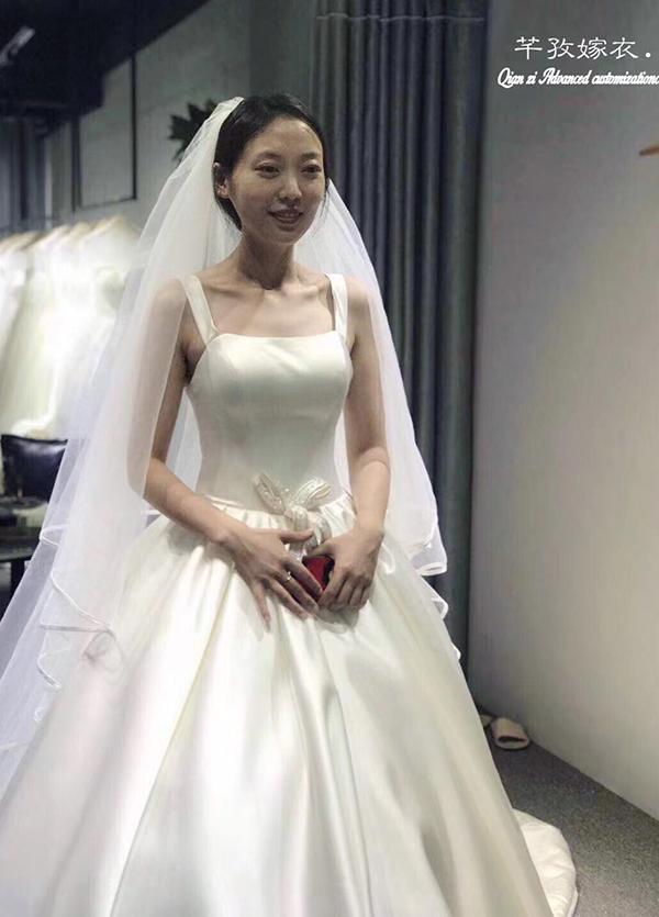 高端婚纱定制-款式23