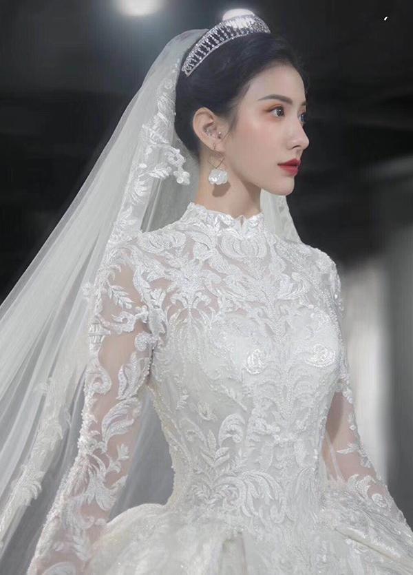 高端婚纱定制-款式24