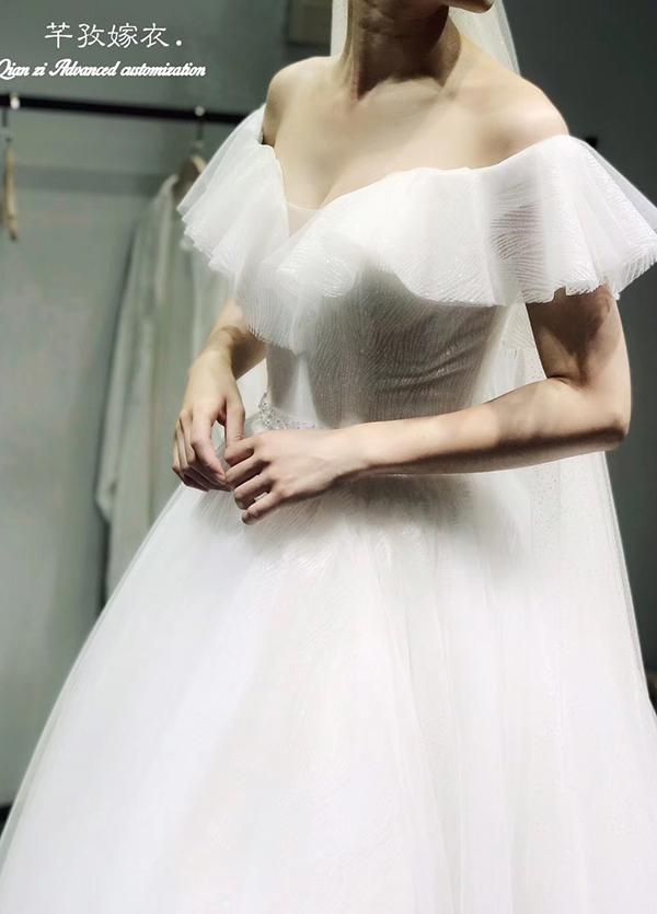 高端婚纱定制-款式25