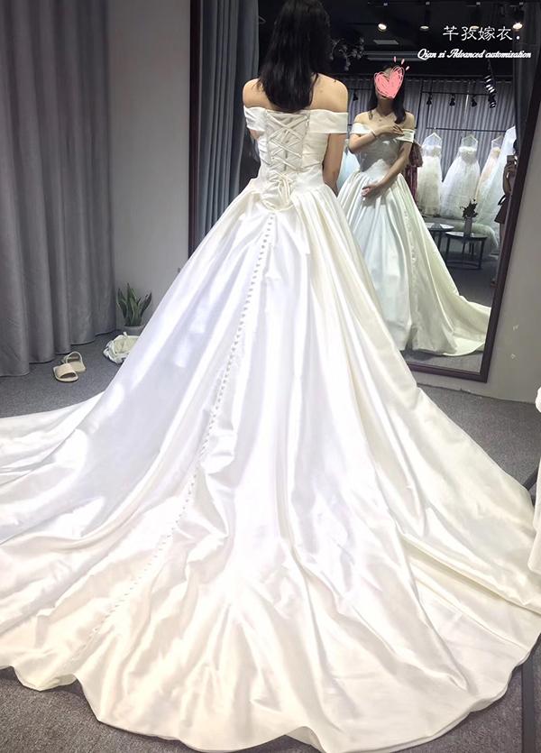高端婚纱定制-款式26