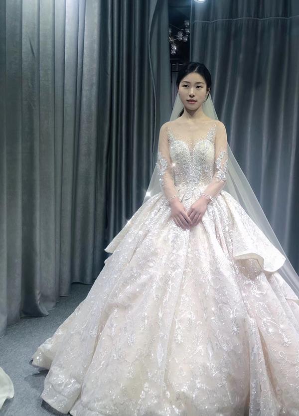 高端婚纱定制-款式32