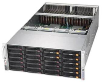 宝德GPU加速计算服务器PR4920P