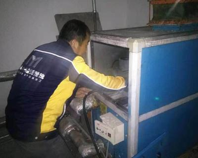 中央空调滤网清洗