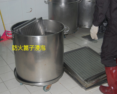 大型油烟机清洗