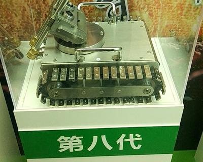 大型油烟机烟道清洗机器人