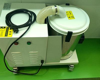 中央空调通风管道软轴清扫吸尘器