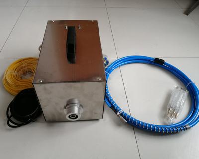 中央空调冷凝器通炮机