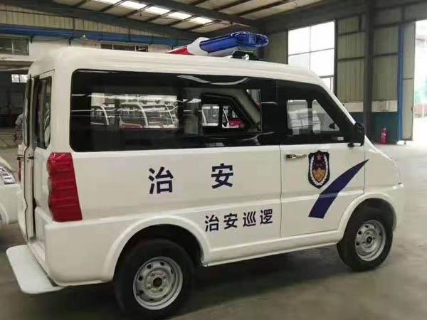 青岛电动巡逻车在选购时要从细节判断好坏?