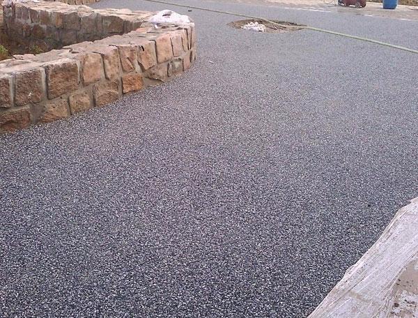 透水沥青混凝土