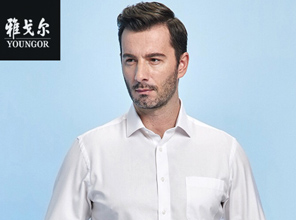男衬衫长袖衬衫