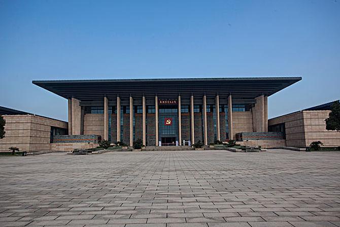 南湖纪念馆