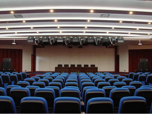 吉安灯光音响工程解读:会议厅灯光音响设计的三大要素
