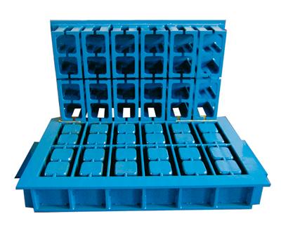 多孔砖模具1