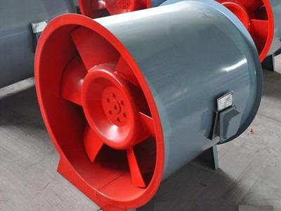 消防高温排烟风机选型
