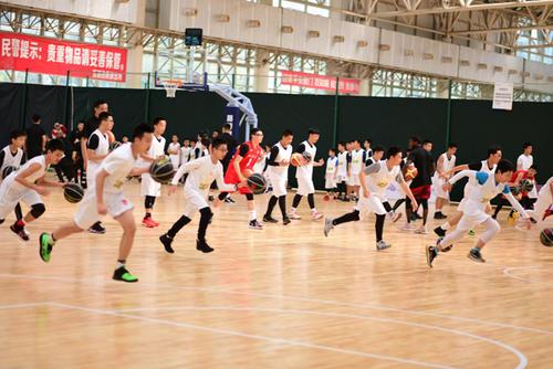 青少年参加篮球培训的好处有哪些