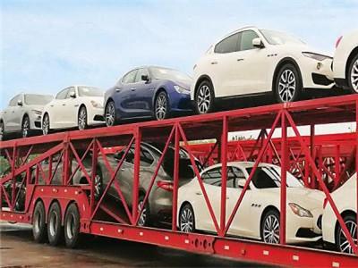 捋捋关于商品车托运的具体流程