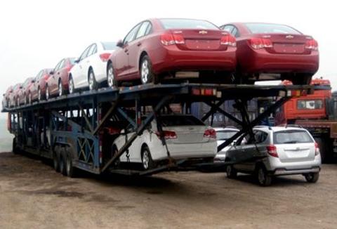 在喀什为您的轿车托运时,步骤有哪些?
