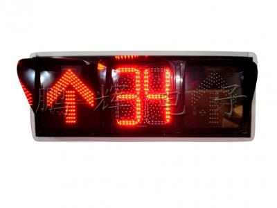 箭头含倒计时道路交通信号灯(方门)1