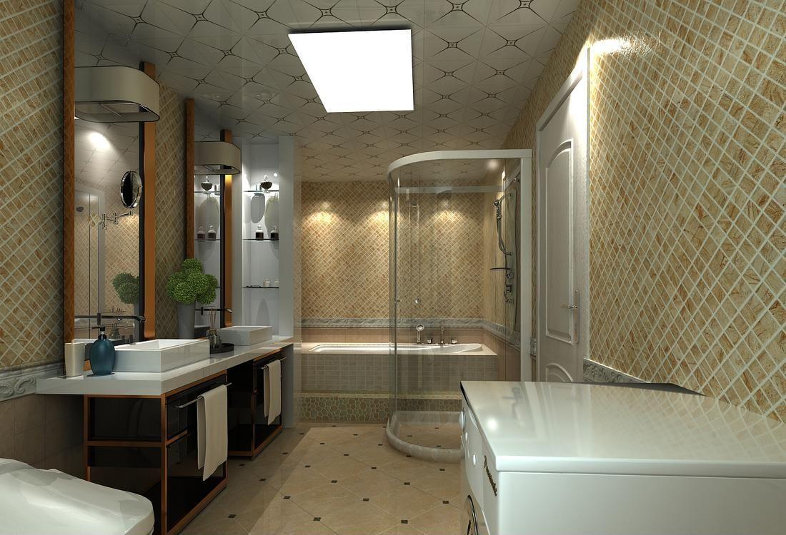 佛山集成吊顶,厕所集成吊顶如何进行清洁保养?