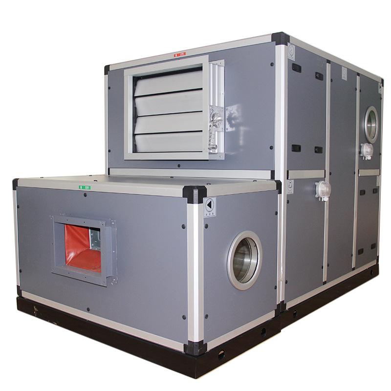 组合式空调机组定期维护工作都有哪些?